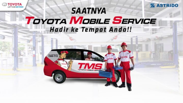Mengenal Layanan Toyota Home Service